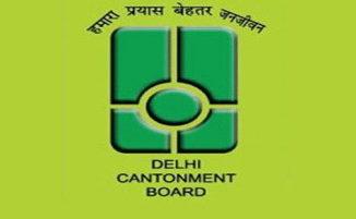 Delhi Cantonment Recruitment 2016