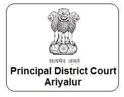 ariyalur district court