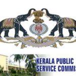 Kerala PSC Recruitment 2020