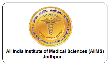 AIIMS Jodhpur Recruitment 2016