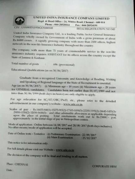 UIIC-recruitment-Advt.