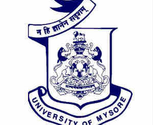 Mysore-University-Result