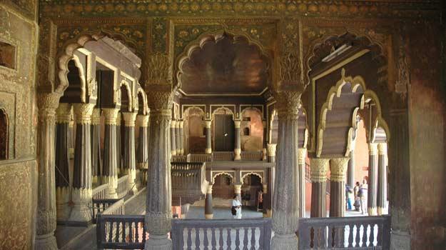 Tipu-Sultan-Summer-Palace