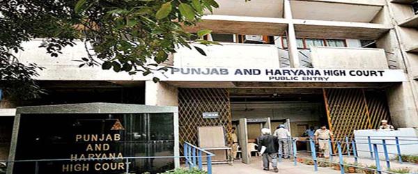 punjab and haryana high court established