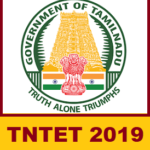 TNTET 2019 Notification