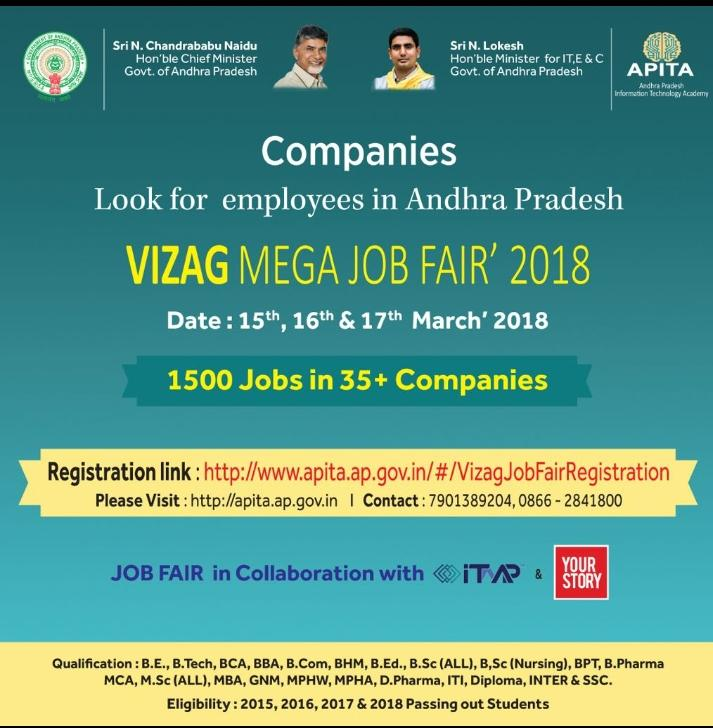 apita job fair