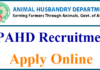 AHD Recruitment 2018