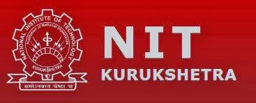 NIT Kurukshetra Recruitment 2018