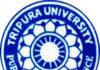 Tripura University Recruitment 2018