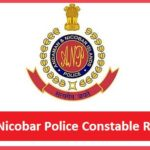 Andaman and Nicobar Police Recruitment 2018