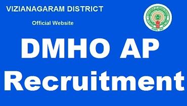 DMHO Vizianagaram Staff Nurse Recruitment 2018