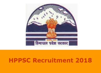 HPPSC Recruitment 2018