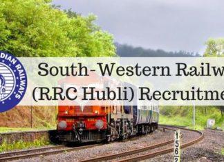 South Western Railway Hubli Recruitment