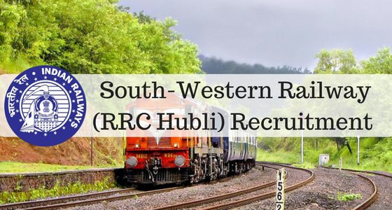 South Western Railway Hubli Recruitment