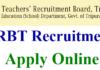 TRBT Tripura Teacher Recruitment 2018