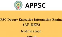 APPSC Recruitment 2019
