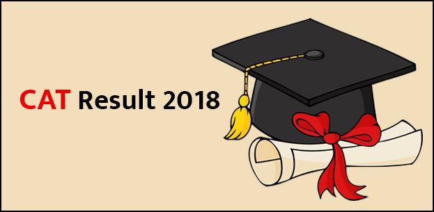 CAT 2018 Result Released @ iimcat.ac.in