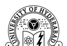 University of Hyderabad Recruitment