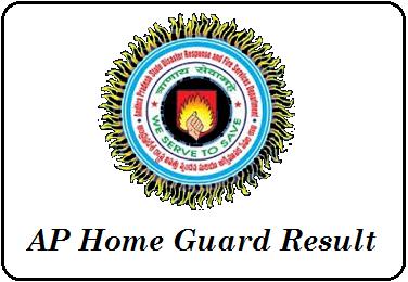 Ap Home Guard Result 2019 Check Fireman Driver Merit List Cut Off Marks Download