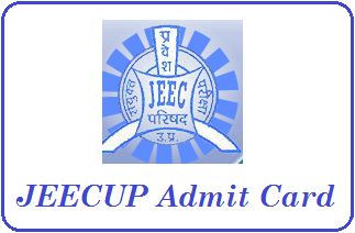 JEECUP Admit Card