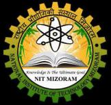 NIT, Mizoram Recruitment