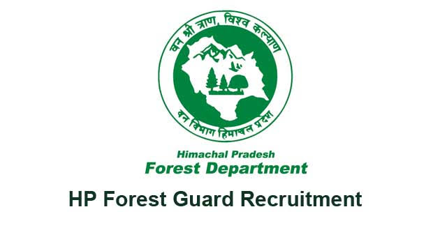 HP Forest Guard Recruitment