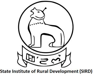 SIRD, Manipur Recruitment 2020